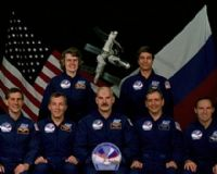 STS-79 Official NASA Crew Portrait